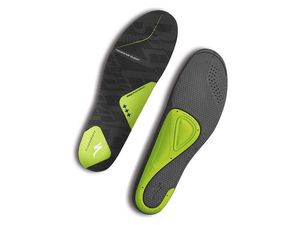 Vložky do bot Specialized Body Geometry SL Footbeds +++green Výprodej!