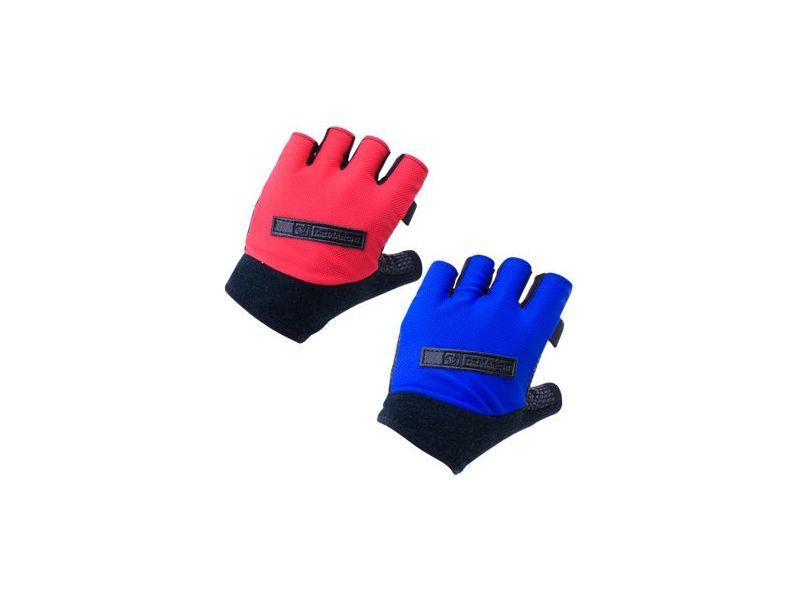 Cyklistické rukavice De Marchi Contour modré  6fa4091f1c