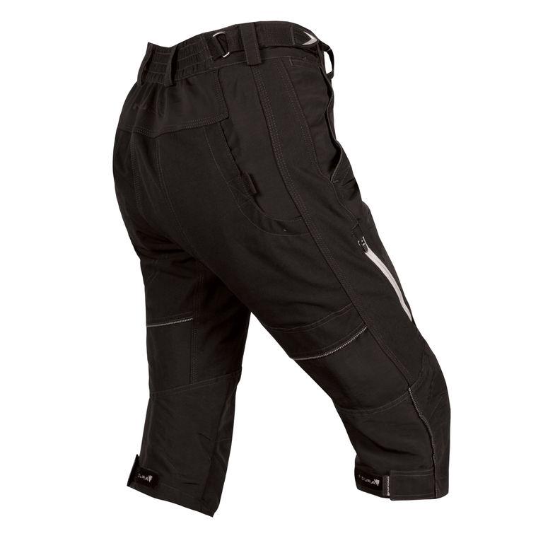 b59e9caf693 Dámské 3 4 kalhoty Endura Singletrack II black