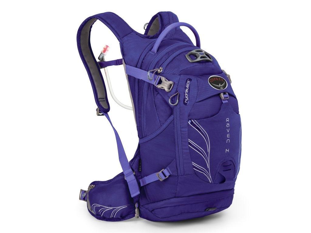 0918076b05 Batoh Osprey Raven 14 royal purple