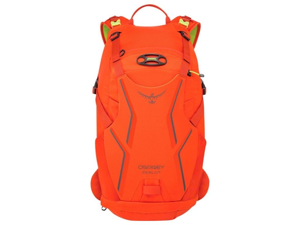 f0213806d6 Batoh Osprey Zealot 15 atomic orange