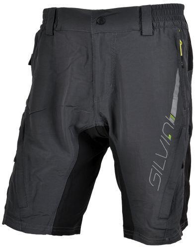 Pánské MTB cyklistické kalhoty Silvini MAGO MP858 charcoal f73686f90c